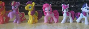 My new blindbag ponies 1