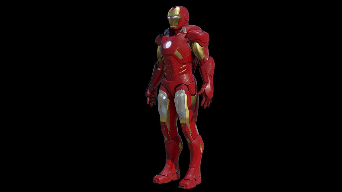 Iron Man7 (2) by mcebas on DeviantArt