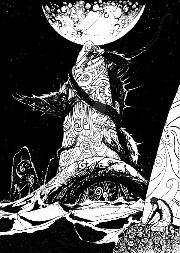 Dagon by PeterSzmer