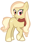 Vanilla Swirl - Pony OC