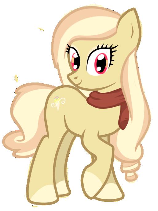 Vanilla Swirl - Pony OC by pepooni