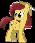Peppy Pines - Pony OC