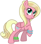 Caprice Graceheart - Pony OC