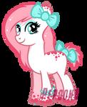 Pony OC ADOPTABLE [SOLD]