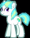 Laggy - Pony OC