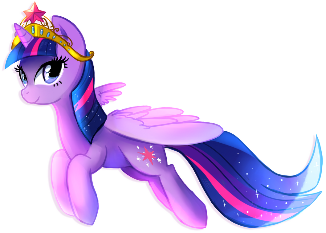 Princess Twilight Sparkle by pepooni