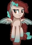 Moxie - Pony OC