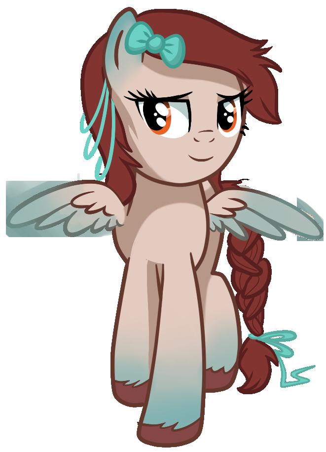 Moxie - Pony OC by pepooni