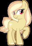 Vanilla Swirl 2 - Pony OC