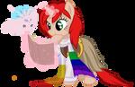 Fae Prism - Pony OC