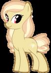Vanilla Swirl 4 - Pony OC
