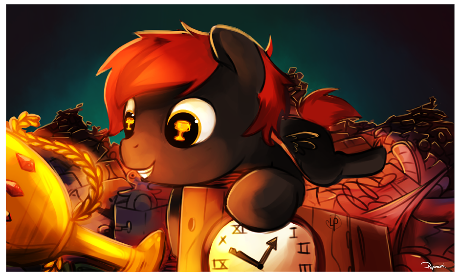 Packu Ratu the collector by pepooni