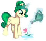 Felicity Mossrock - Pony OC