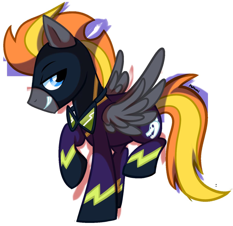 Enquiring Essence - Pony OC by pepooni