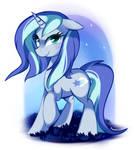 Night Whispers - Pony OC