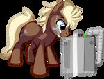 Spanner - Pony OC