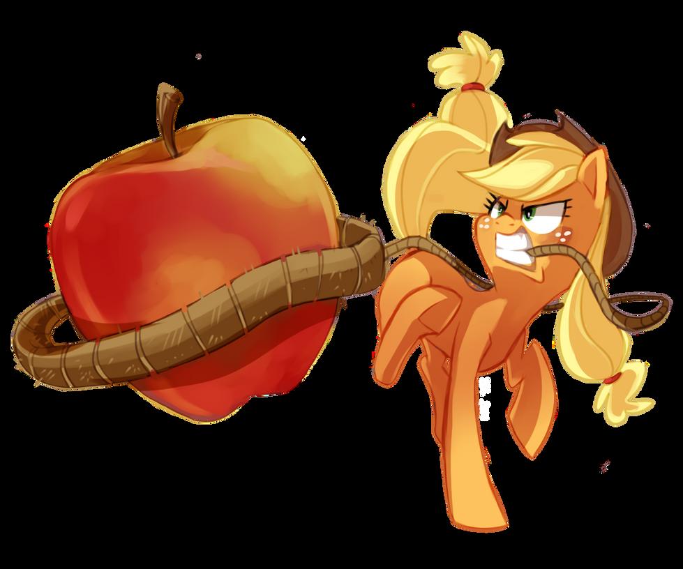 Applejack by pepooni