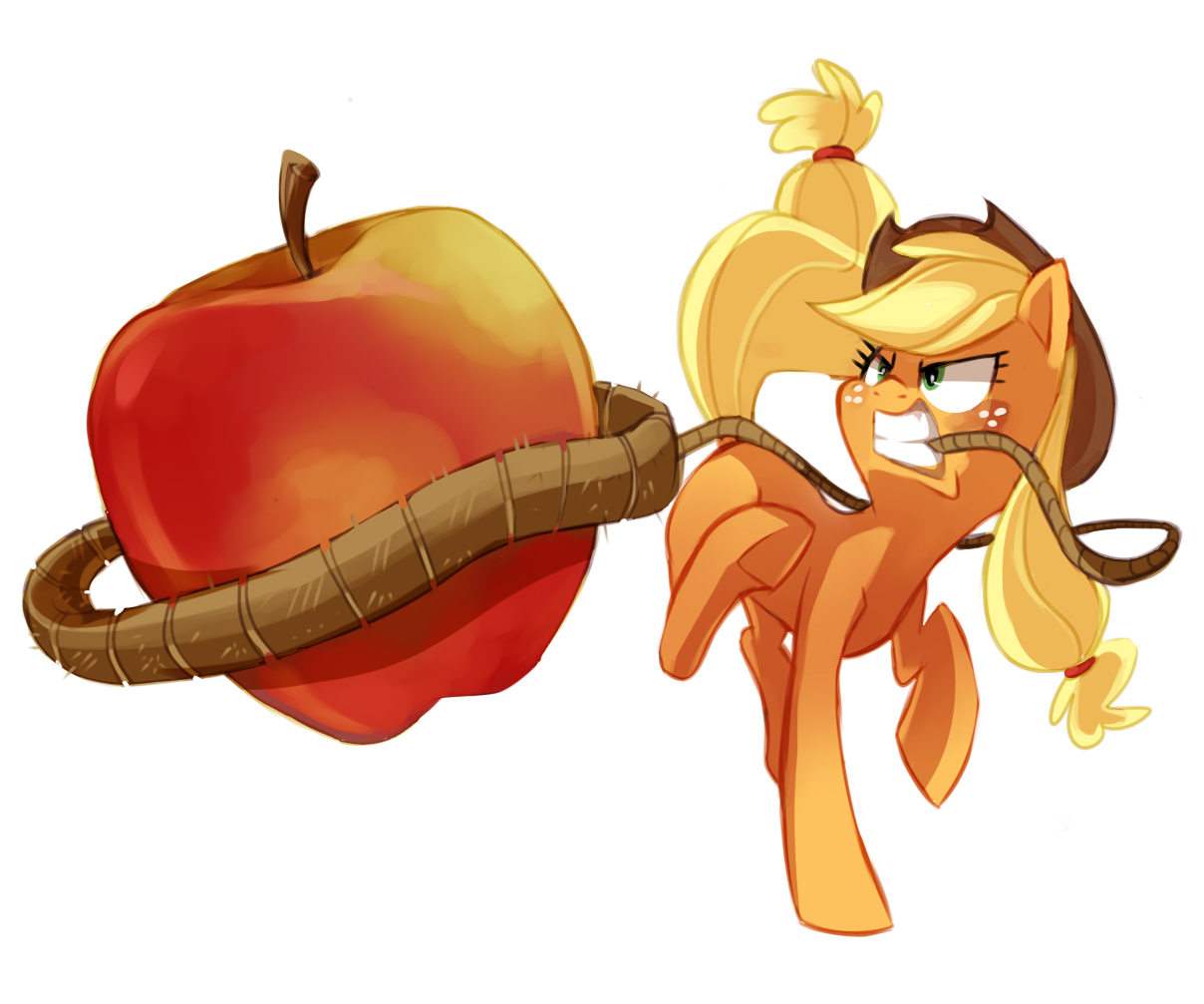Applejack by pepooni