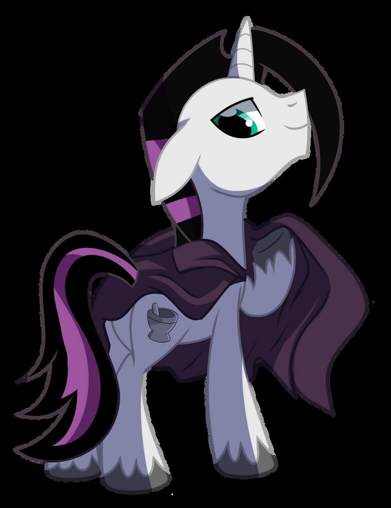 Ohnine - Pony OC by pepooni