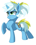 Krash Storm - Pony OC
