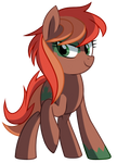 Autumn Breeze - Pony OC