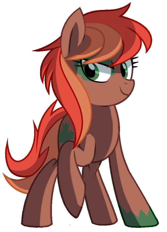 Autumn Breeze - Pony OC by pepooni