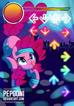 Dance Dance Pinkie - Galaconprint 2014