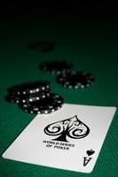 Poker by RoninGaleria