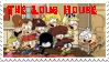 The Loud House Stamp by lalakun0123