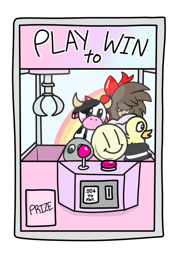 Claw Machine by lalakun0123