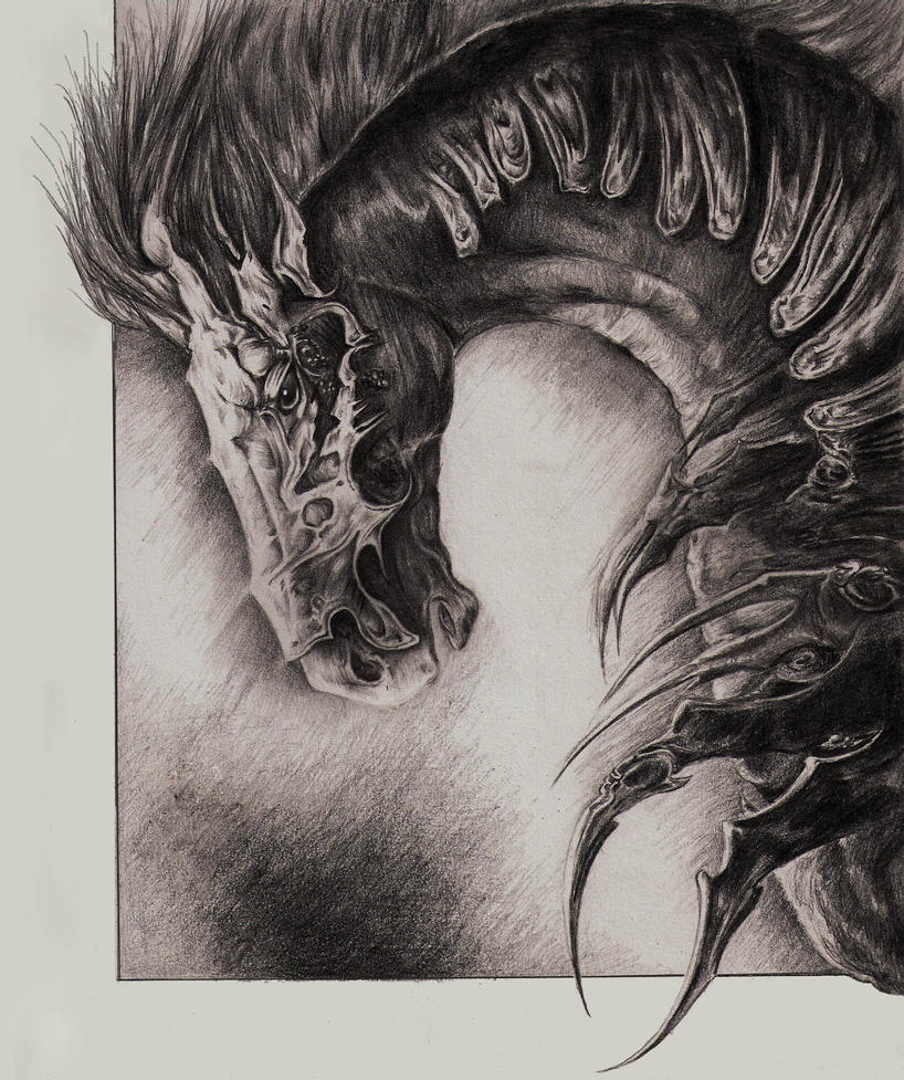 Mystical Creature by XxSilentForcexX on DeviantArt