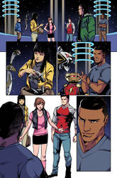 MMPR #17 page 11 Colors