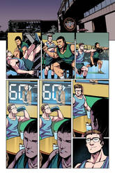 MMPR #17 page 14 colors