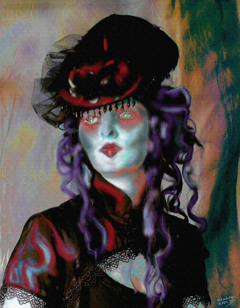 Madame la Comtesse by mimulux