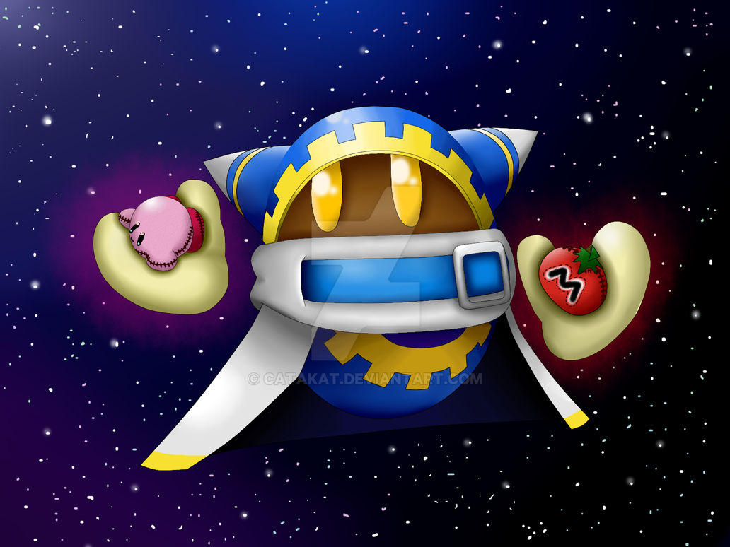 magolor by catakat on deviantart