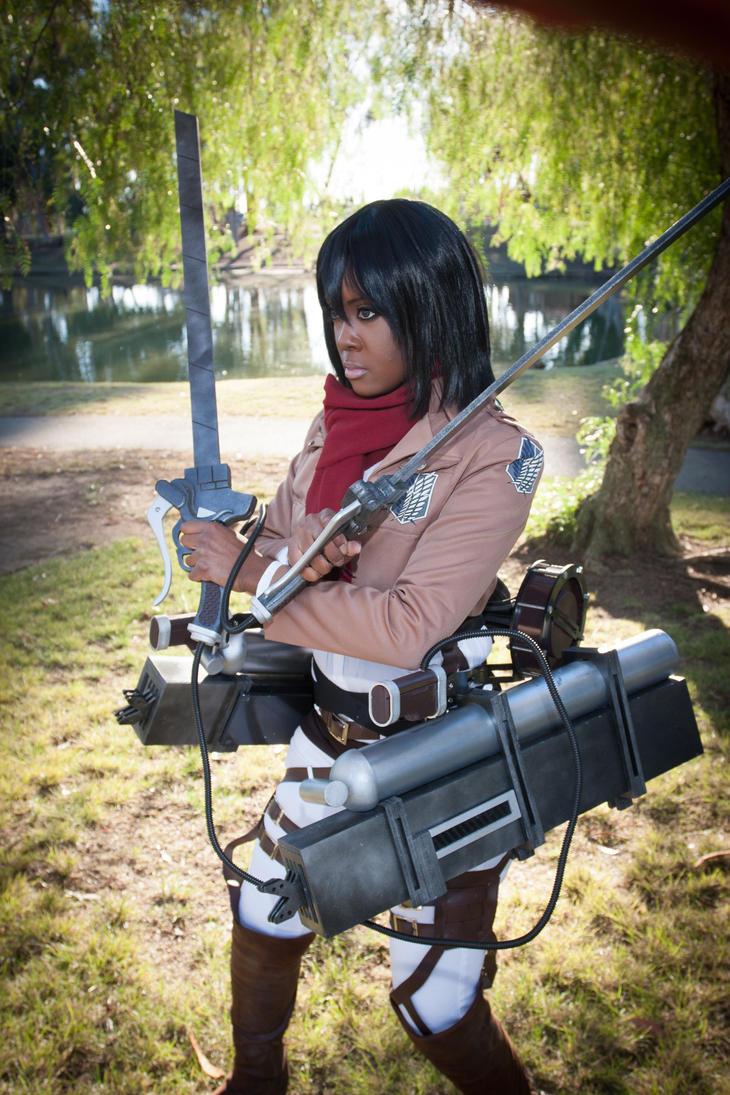 Attack on Titan: Ready by tsukiumi
