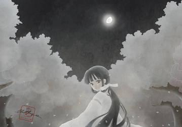 Kikyou - Sakura by nmttak