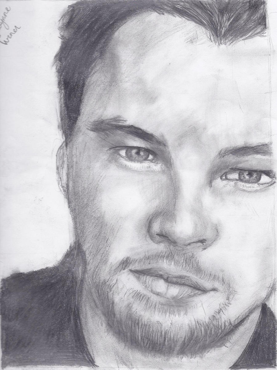 leonardo dicaprio by angelwing19