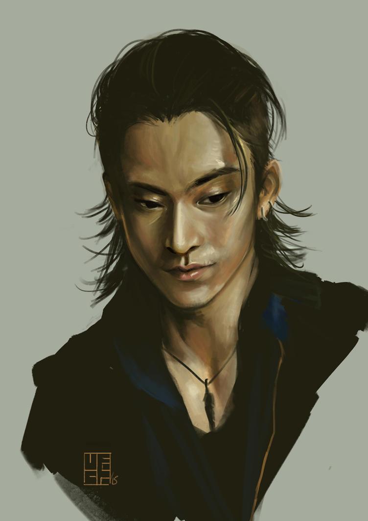 Genji~ by maramiranda
