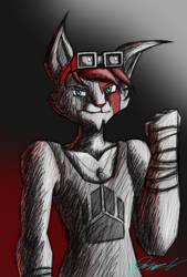 meh by Jamie-The-Lynx