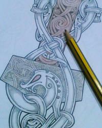 Mjolnir  Dragon