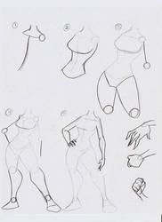 female figure tutorial 1 by Aeolus06