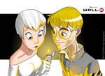 Wall-E: Light