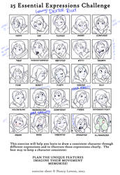25 Essential Expressions by Aeolus06