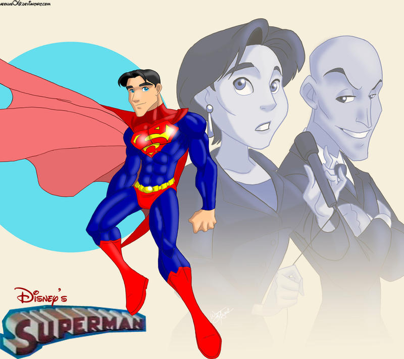 Disney's Superman by Aeolus06