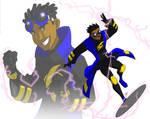 Static Shock: my design