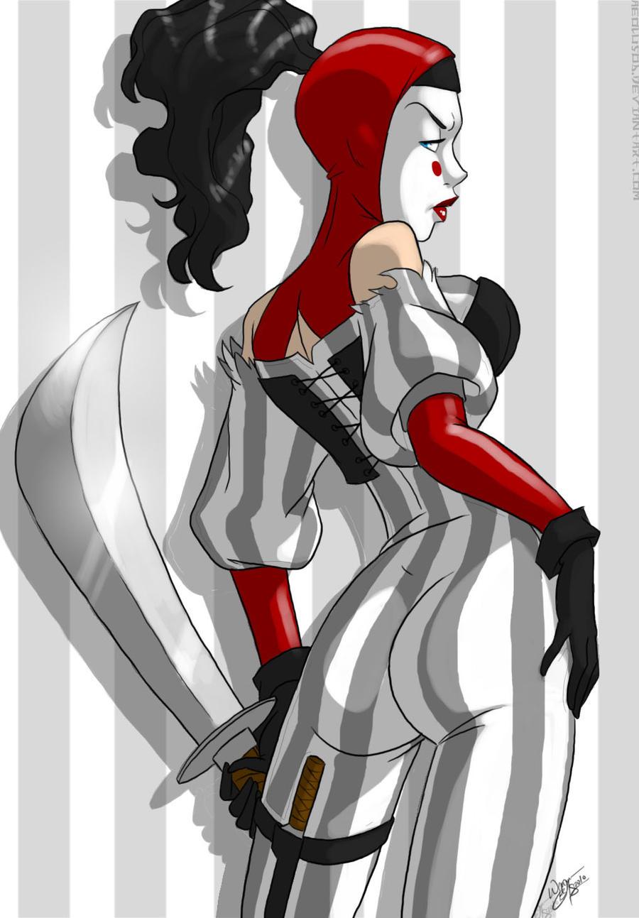 The Clown Blade by Aeolus06