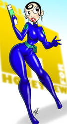 Honeydew? Honey does by Aeolus06