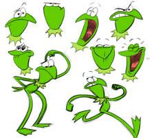 Kermit sketches 02 by Aeolus06