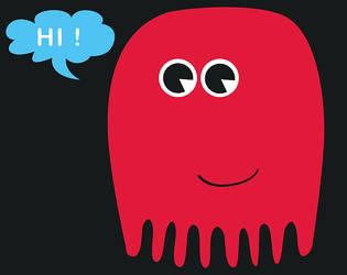 Friendly Octopus